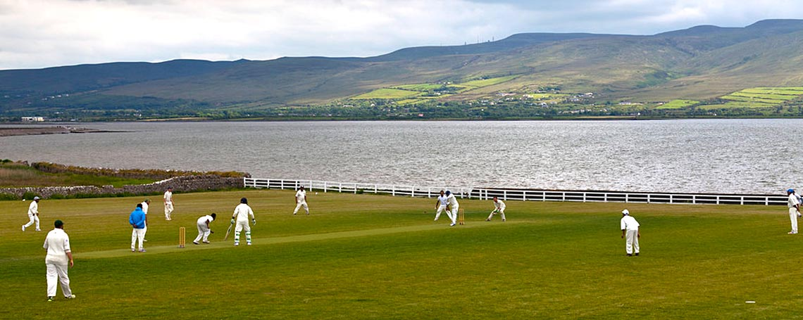County Kerry Cricket Club at the Oyster Oval, Spa, Tralee