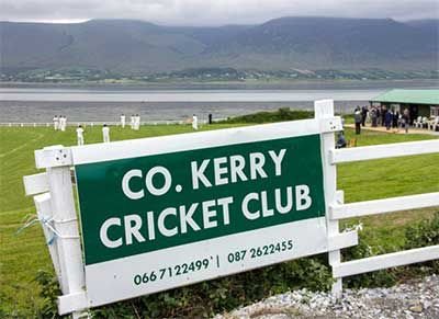 Documentary on Newstalk Radio about Kerry Cricket Club
